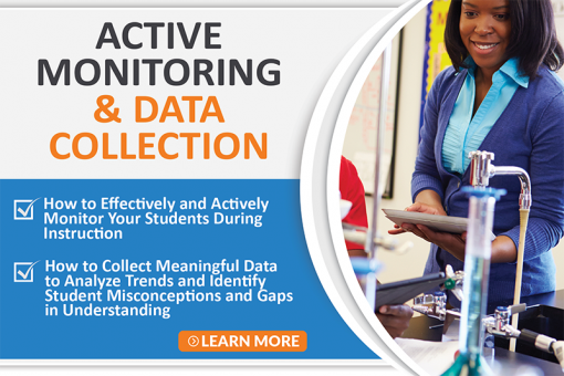 Active Monitoring and Data Collection