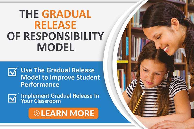Gradual Release Course