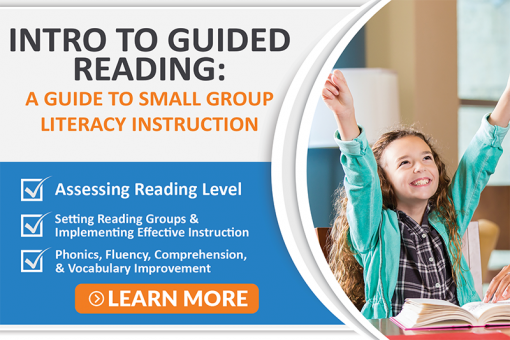 Intro to Guided Reading Course