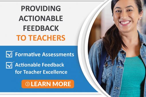 Providing Actionable Feedback to Teachers Course