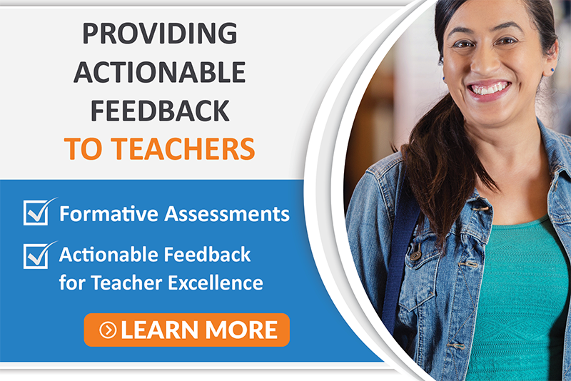 Providing Actionable Feedback to Teachers Course