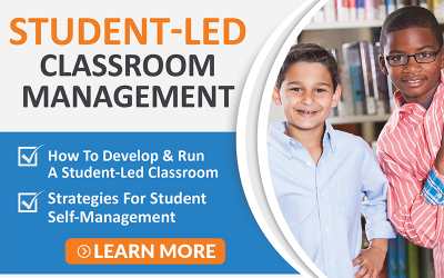 Student led classroom management Course
