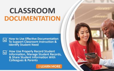 Classroom Documentation Course