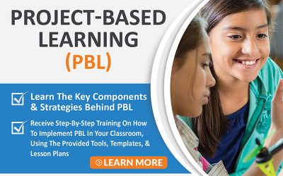 Project Based Learning Professional Development Course