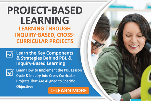 Project Based Learning Graduate Course