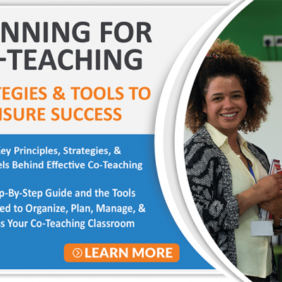 Co-Teaching Professional Development Course
