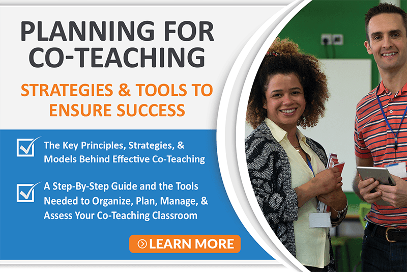 Co-Teaching Professional Development Course