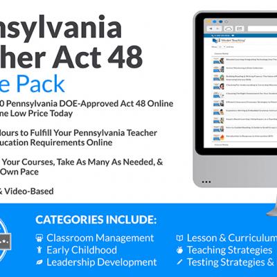 Act 48 Course Bundle Pack