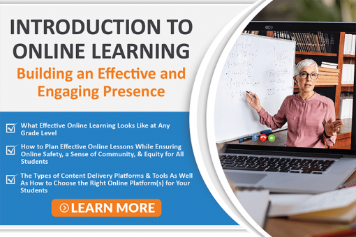 Introduction to Online Learning Course